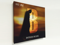 B - Batman Begins