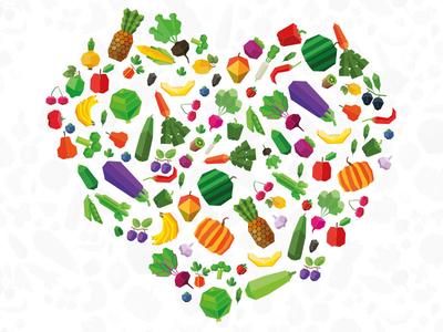 Love fruit & veg