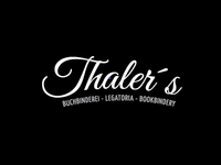 Thaler´s Logo - Simple draft