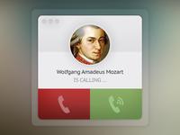 Skype Call Ui - Amadeus