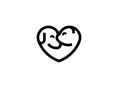 Cat.Dog.Love ( for sale ) care shelter domestic love lovers sweetheart carrying pets sitting mark icon lovely sweet smart shapes negative space vector cat pet animal domestic dog cat and dog logo heart minimalistic