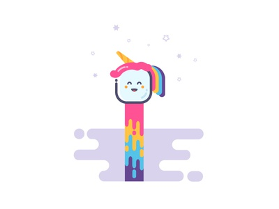 Cubicorn, cubic unicorn