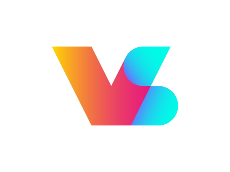 VS Logo For Sale By Vadim Carazan On Dribbble