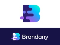 Logo concept for photo and video editing service
