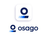 Logo concept for auto service app (unused)