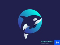 Aquatic Marks Collection on Behance