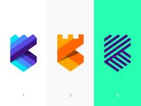 Kingdom of Something logo concept (wip)