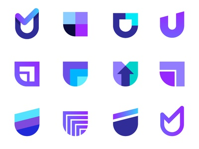 Logo concepts for UplyftCapital ( for sale )