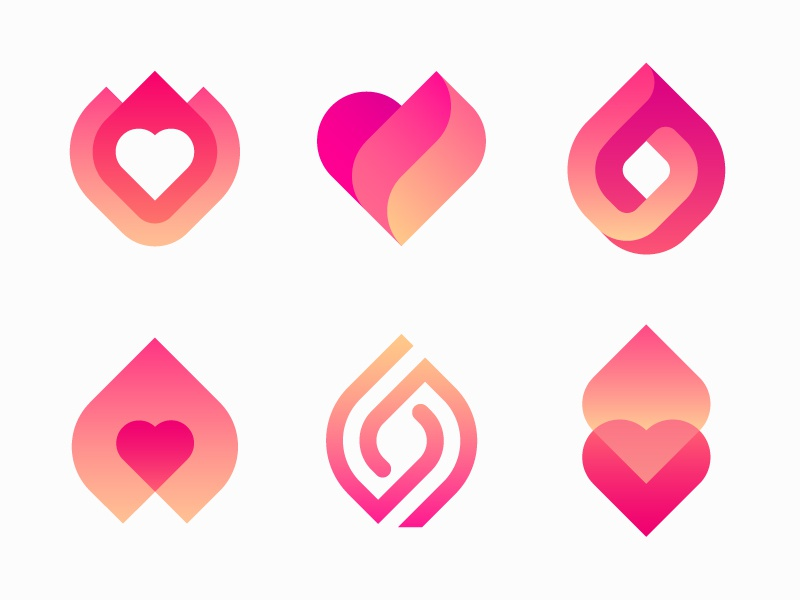Logo options for dating app infinite 3d effect endless heart together meeting fire flame logos gender meet smart icon mark woman man transparency connect love hearts socialize social flame platform woman men