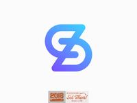Socialz logo in LogoLounge 2018 Logo Trends