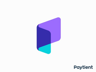 P for Paycheck | Logo concept for medical bill pay app (wip)