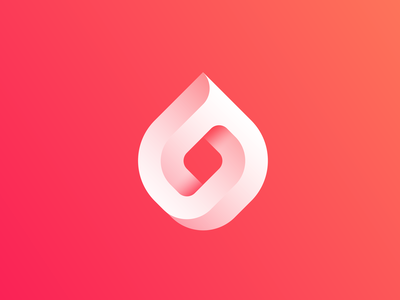 Just testing the new high resolution feature ( for sale ) social socialize gradient meet meeting platform connection geometric heart endless connect togetherness mark brand branding caring icon logo flame infinite care dating app love fire drop 3d