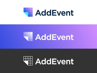 AddEvent logo versions | Calendar management service
