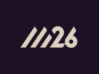 M26 logo concept (wip)
