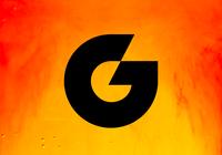 Gatorade logo concept icon mark letter lettering brand branding rebrand monogram bolt light lighting speed g sport drink fitness