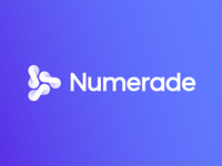 Numerade logo design | Video platform for education