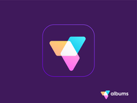 Albums logo concept 01 ( for sale )