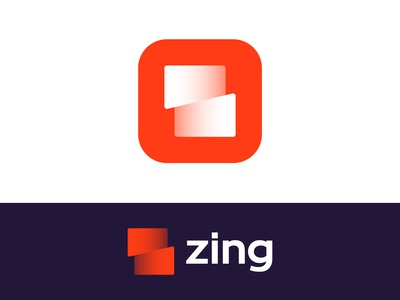 Zing logo concept | app that creates apps