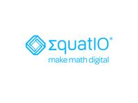 Equatio logo.  Designed for Texthelp.