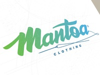 Mantoa Logo Design
