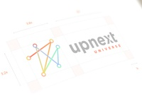 Upnext Logo Design (Unused proposal)