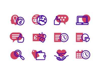 Unused Duotone Icons icons