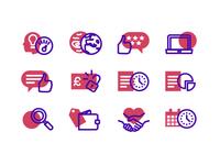 Unused Duotone Icons