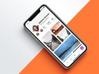 Social App Concept for Photographers