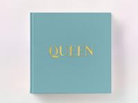 """Queen"" book cover"