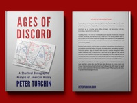 """Ages of Discord"" - Book Cover"