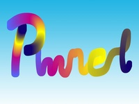 Vivid Gradient Logos 5
