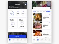 Massive Nutrition App