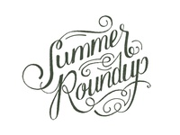 Summer Roundup Logo