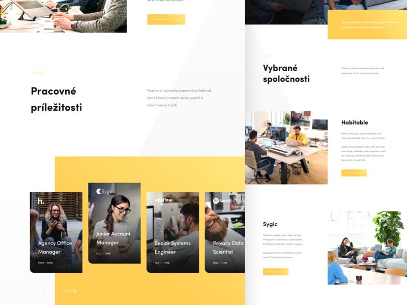 Kulturea - Website Concept website concept webdesign website uiux user experience userinterface landing page ui landing page job culture concept