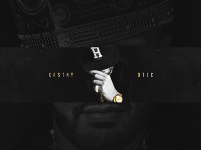 Rytmus - Youtube Cover dark gold youtube cover design elements simplicity clean minimalist