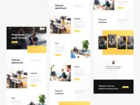 Kulturea - Landing Page Concept