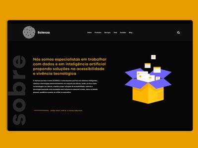 About - Scienza Website
