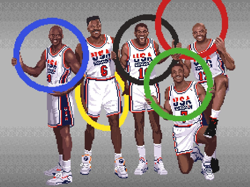 1992 usa dream team