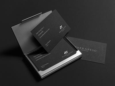 Business Card Makkreso