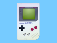 Sketch - Vector Game boy