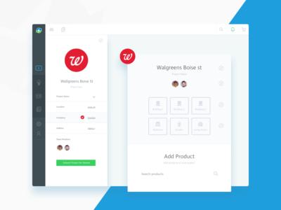 Retrolux - Platform UI
