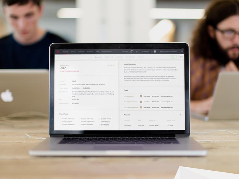 Poly Dashboard poly fintech startup widget ui dashboard
