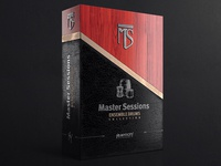 Master Sessions Ensembled Drums
