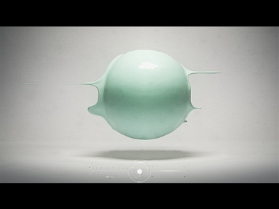 Gravity design sound design after effects morph animation analogue motion graphics motion design