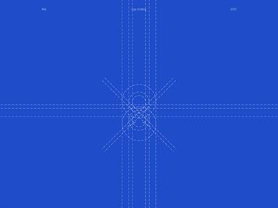 Afak | Logo Griding ui vector illustration black design minimal flat logo branding icon
