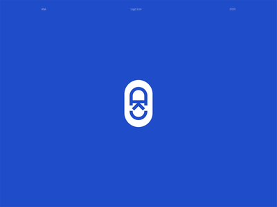 Afak Icon logo design brand abstract design minimal flat logo branding icon vector