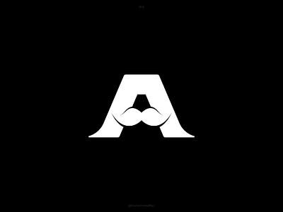 01 A flat minimal icon typography vector branding ui logo illustration design