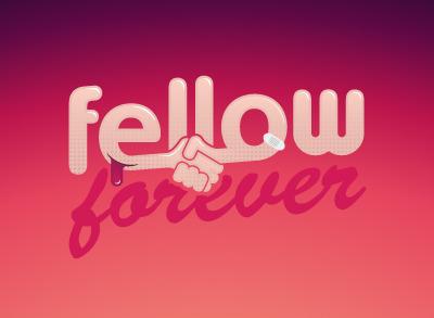 Logo fellow forever