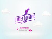 Tweet Olympic 2072