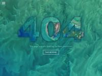 404 Error Message